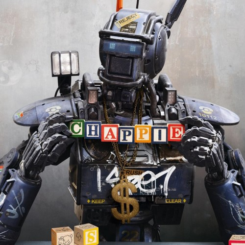 New trailer and poster for District 9 director's next movie, Chappie