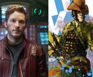 chris pratt cowboy ninja viking