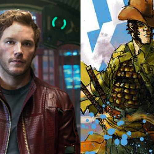 Chris Pratt says he'll be starring in Cowboy Ninja Viking