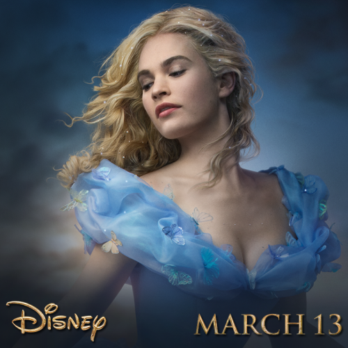 Experience the magic with new Cinderella trailer