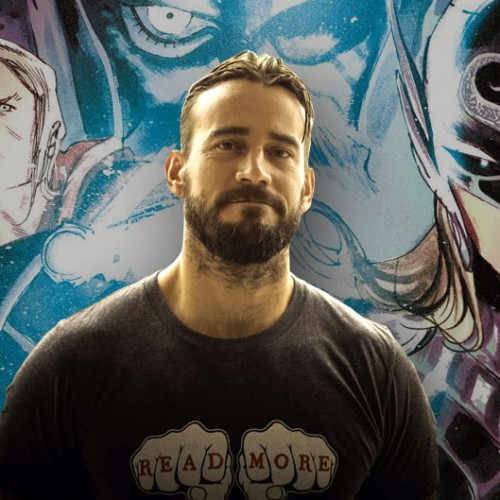 Wrestler CM Punk to become a Marvel comic book writer