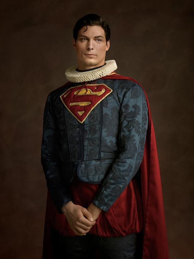 cosplay renaissance superman
