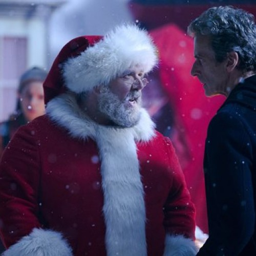 Doctor Who: Christmas Special 2014 sneak peek!