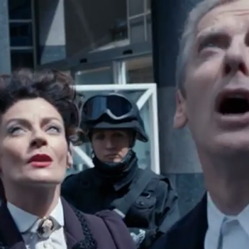 Doctor Who: S8E12: Season Finale: 'Death in Heaven' trailer