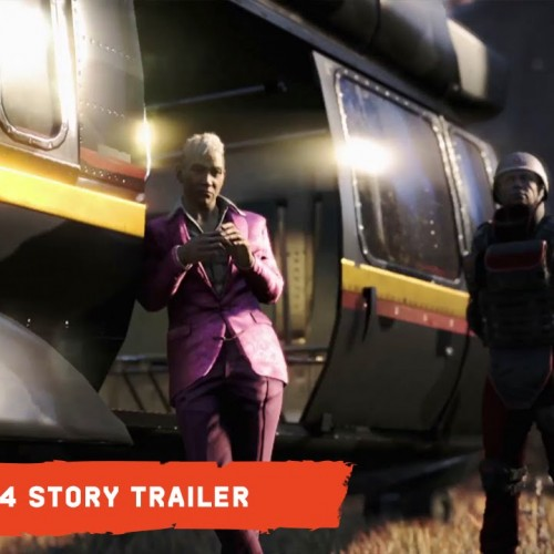 Far Cry 4 story trailer is 'born to be wild'
