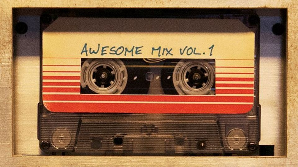 guardians-of-the-galaxy- awesome mix music