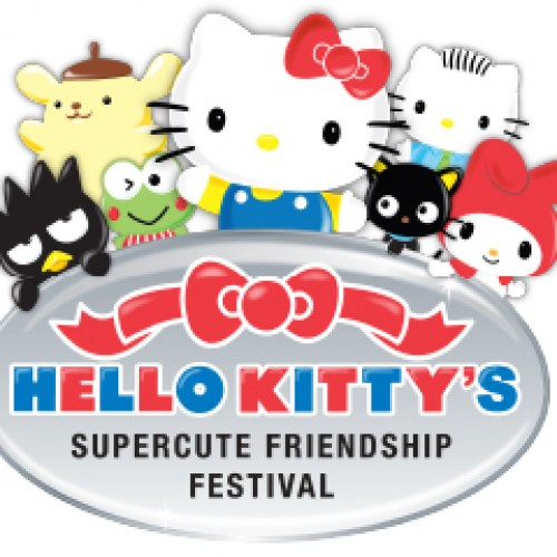 Hello Kitty's SuperCute Friendship Festival is in LA this weekend!