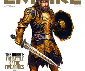 hobbit battle of the give armies thorin oakenshield