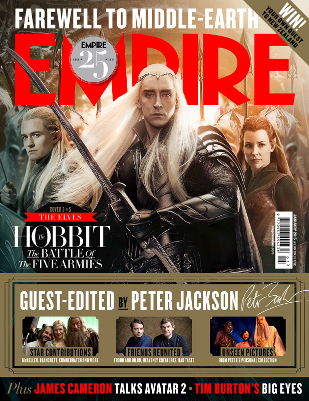 hobbit empire - thranduil