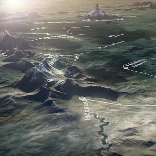 The Lord of the Rings' Middle-earth to get a theme park
