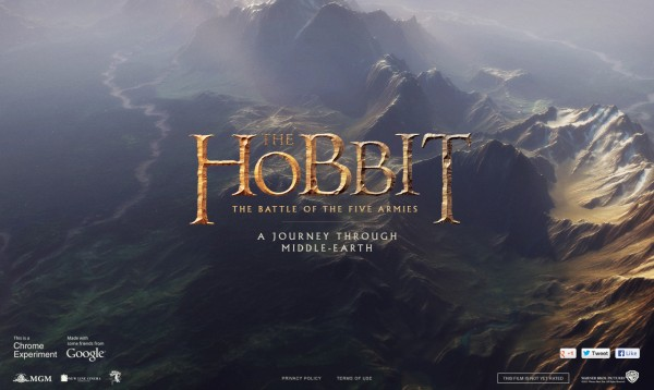 hobbit middle-earth game landing_page3