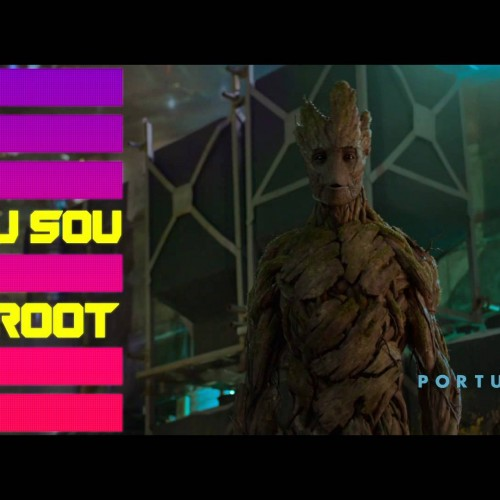 Watch Groot say 'I Am Groot' in 15 different languages