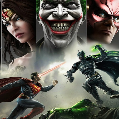 Injustice: Gods Among Us and inFAMOUS: First Light will be free on PS Plus soon