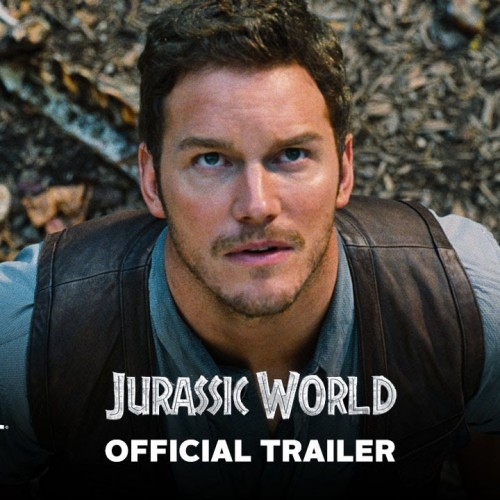 The Jurassic World trailer is here