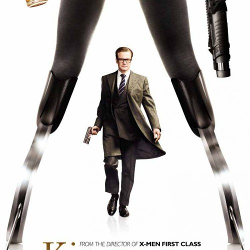 Kingsman: The Secret Service red band trailer