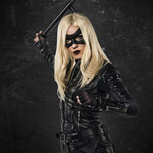 First look at Katie Cassidy as the Black Canary in Arrow