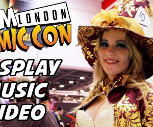 mcm london comic con cosplay