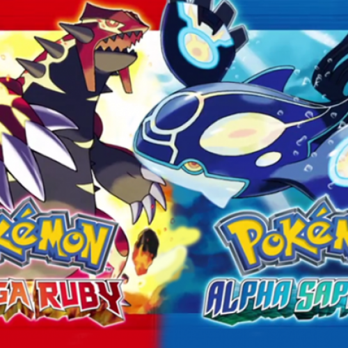 Breathe even more life into Pokemon when Pokémon Omega Ruby and Alpha Sapphire come out