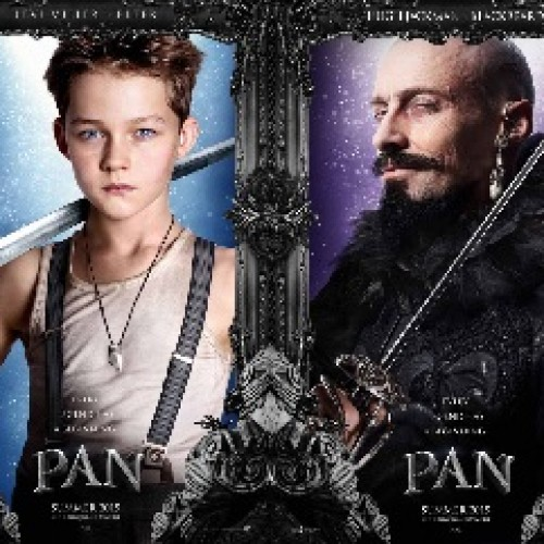 Pan trailer is online with Hugh Jackman as Blackbeard