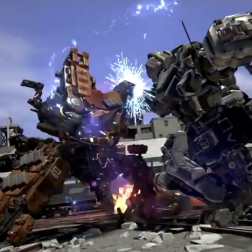 Duel with your robot fists in NCSoft's new Project Hon