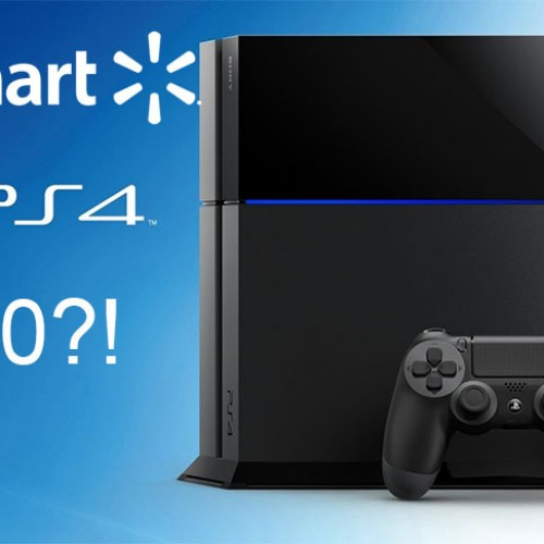 Walmart extends price match, scammers target PS4