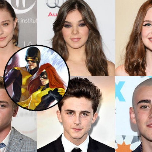Bryan Singer eyes Chloe Moretz and Elle Fanning for young Jean Grey in X-Men: Apocalypse