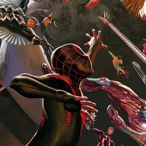 Marvel reveals Secret Wars: Battleworld for May 2015