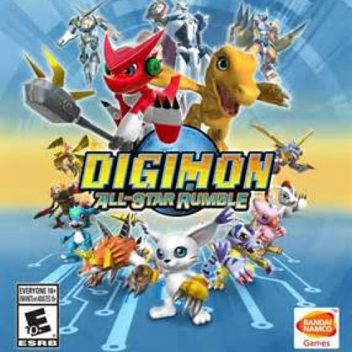 Digimon All-Star Rumble Review (Xbox 360)