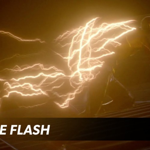 The Flash defies gravity in 'Plastique' clip