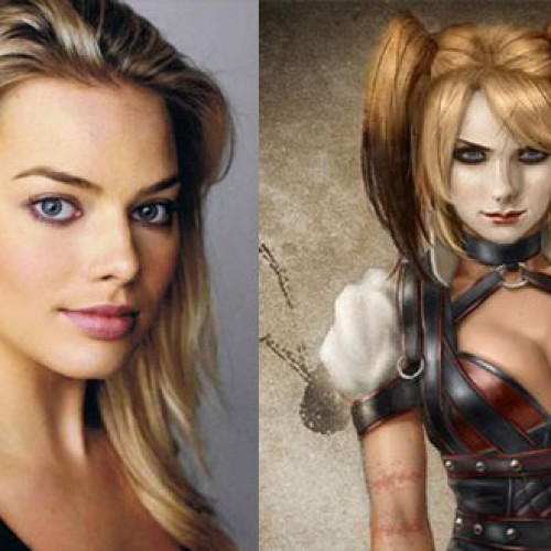 Margot Robbie will play Harley Quinn in The Suicide Squad