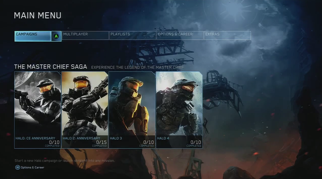Fans Report Halo The Master Chief Collection Is Full Of