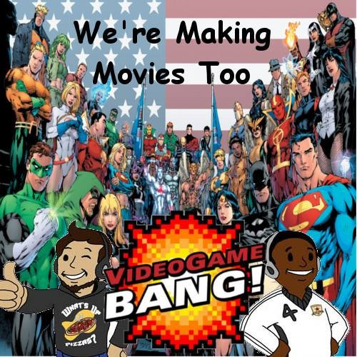 Weekend BANG! Episode 39: Hey! DC is Making Movies too!