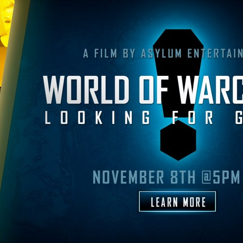 The official World of Warcraft documentary gets a trailer