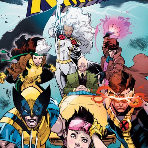 Marvel teases '90s X-Men for Summer 2015