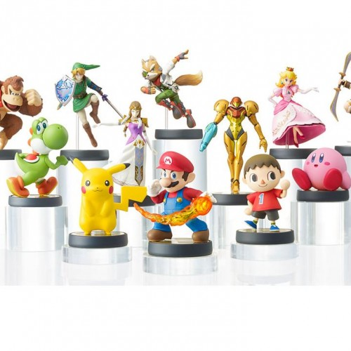 Amiibo launch day hands-on first impressions