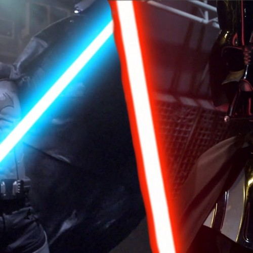 Batman goes up against Darth Vader in this live-action fan film