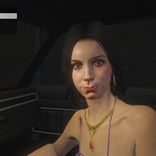 First look at sex in Grand Theft Auto V's new first-person view (NSFW)