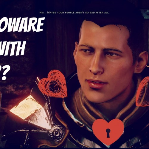 This is how BioWare deals with transgender in Dragon Age: Inquisition