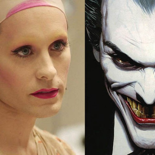 Jared Leto responds to Suicide Squad's Joker casting rumor