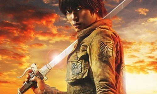 First look at live-action 'Attack on Titan' movie cast in costume