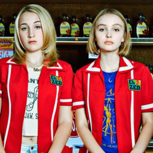 First look at 'Yoga Hosers' with Kevin Smith and Johnny Depp's daughters
