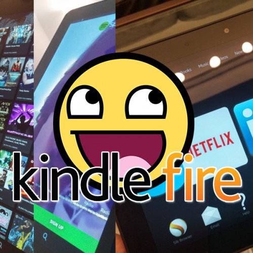 Amazon Fire HDX 8.9 (review)