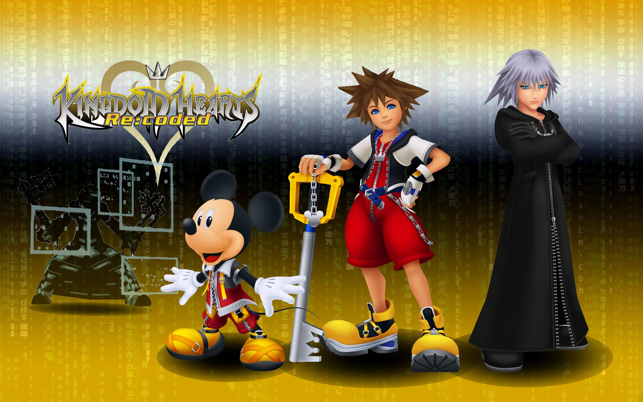 Kingdom Hearts Video Games Poster | CGCPosters