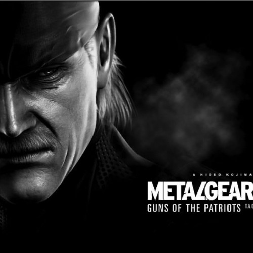 Metal Gear Solid 4: Guns of the Patriots heads to PlayStation 3 as a digital download