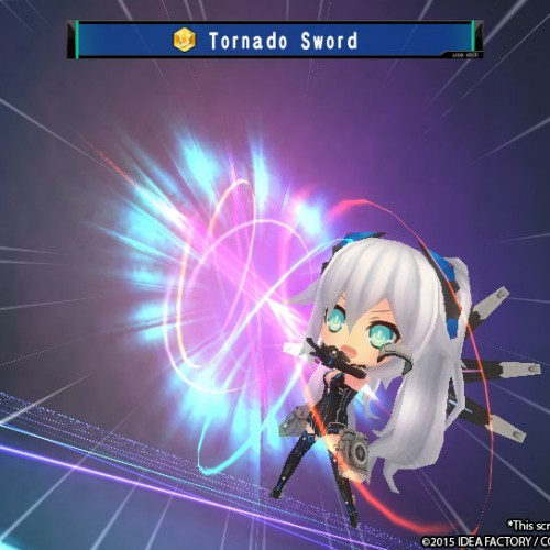 Experience a whole new level of cuteness and action with Hyperdevotion Noire: Goddess Black Heart