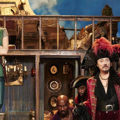 Peter Pan LIVE! review