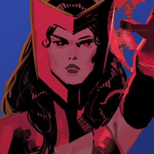Scarlet Witch isn't related to Magneto?