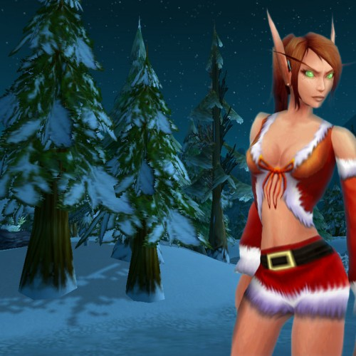 5 video games with cool Christmas-themed content