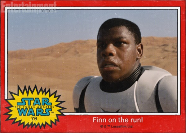 Star Wars Force awakens names finn
