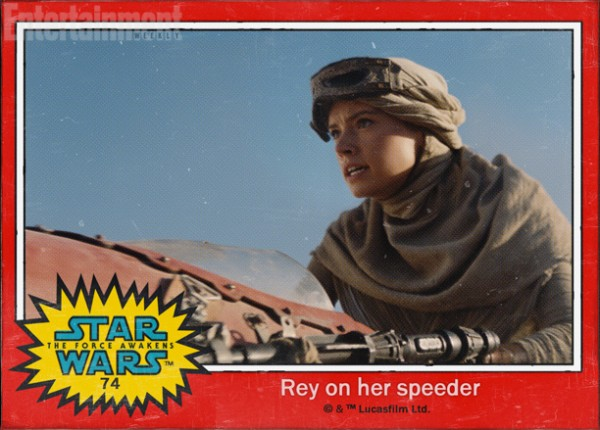 Star Wars Force awakens names rey